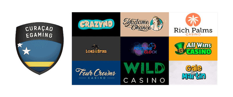 Curacao casinos accepting UK players