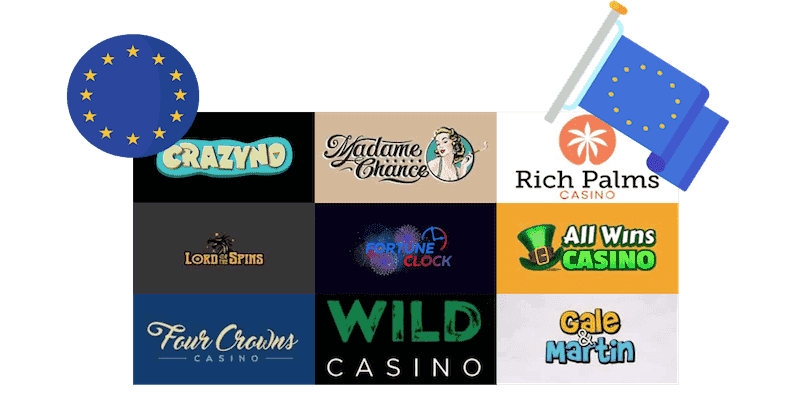 European online casinos for UK players