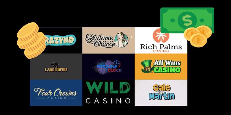 Independent Online Casinos