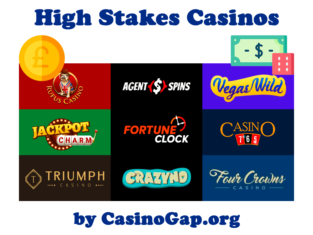 High Stakes Casinos