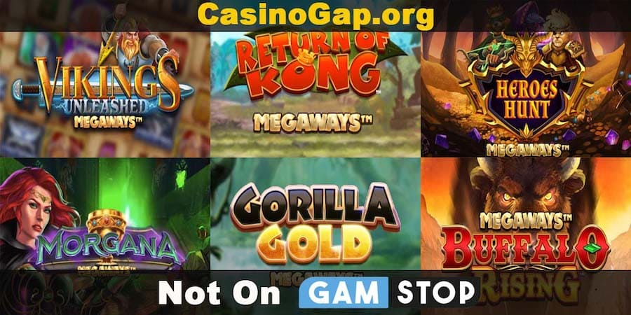 Megaways Slots Not On Gamstop