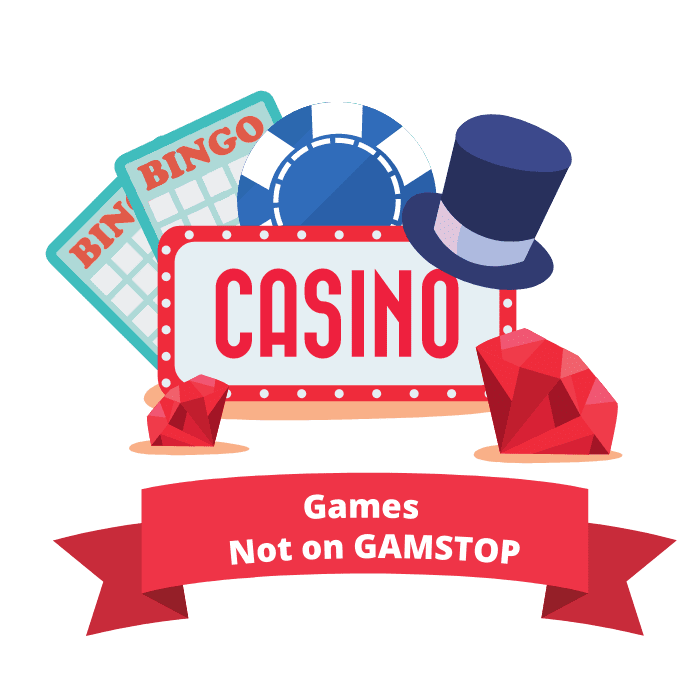 games not on GamStop