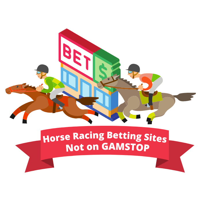 horse racing betting sites not on GamStop