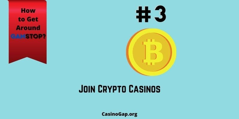 Join Crypto Casinos