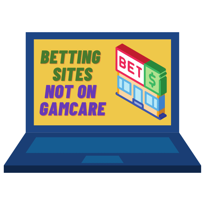 sports betting sites not on GamCare