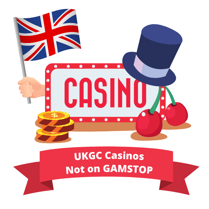 UKGC casinos not on GamStop