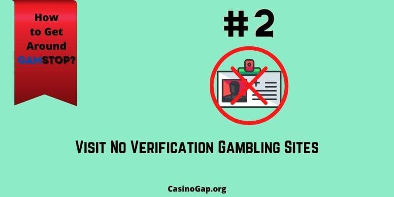 gamble without verification