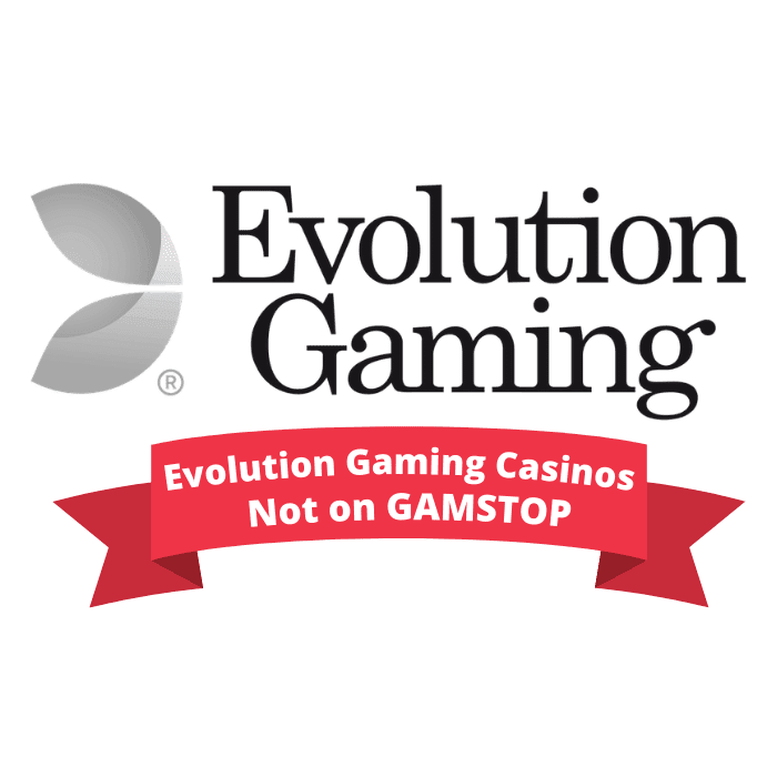 Evolution Gaming casinos not on GamStop