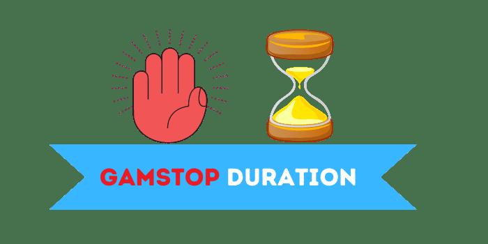 Duration of Gamstop scheme