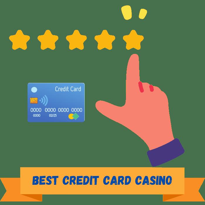 Best Credit Card Casino