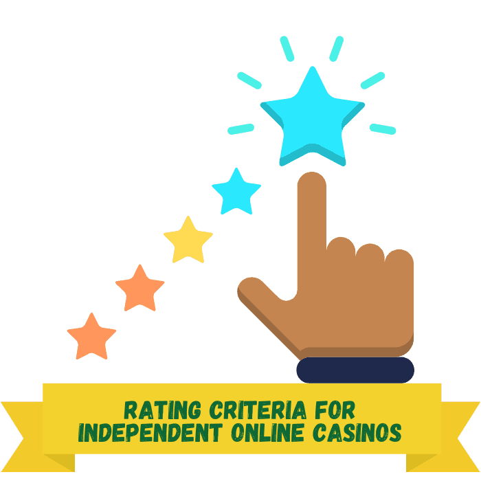 Rating Criteria for Independent Online Casinos