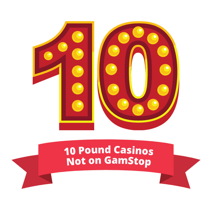£10 deposit casino not on GamStop