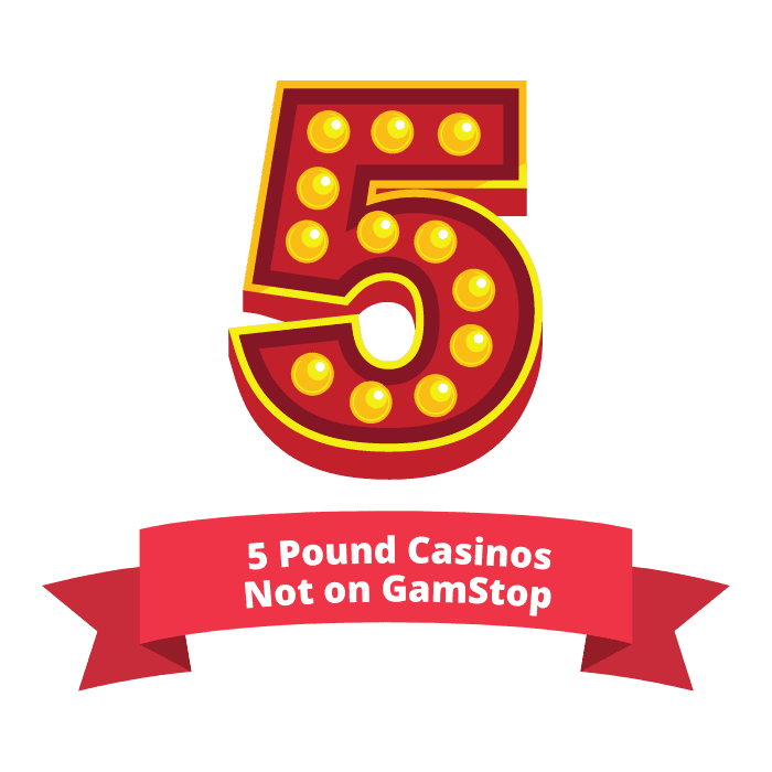 £5 deposit casino not on GamStop