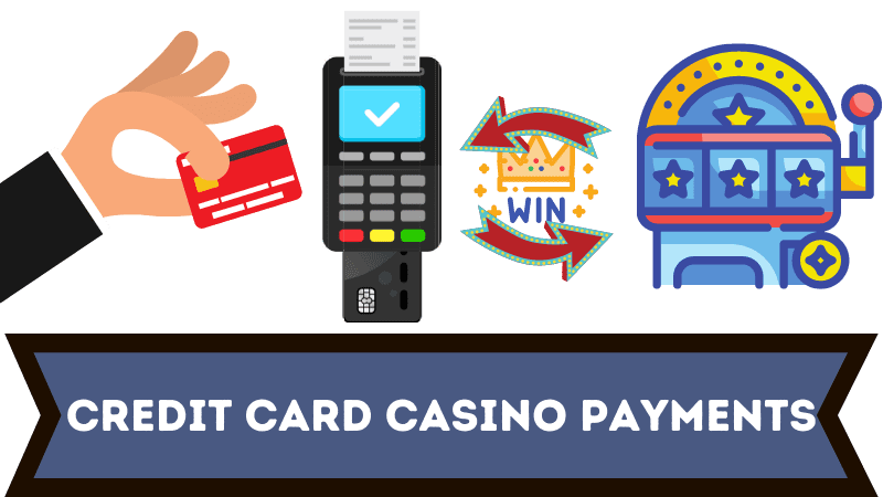 Payments at Casinos That Accept Credit Cards