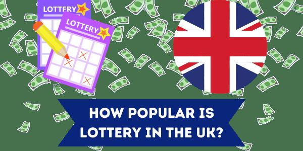 Popularitas Lotere di Inggris