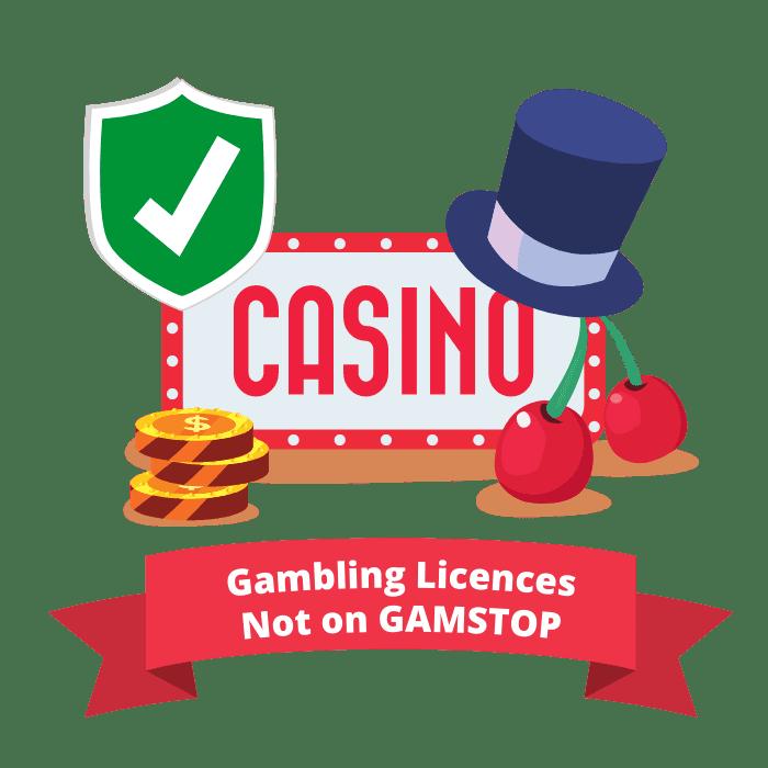non GamStop gambling licenses