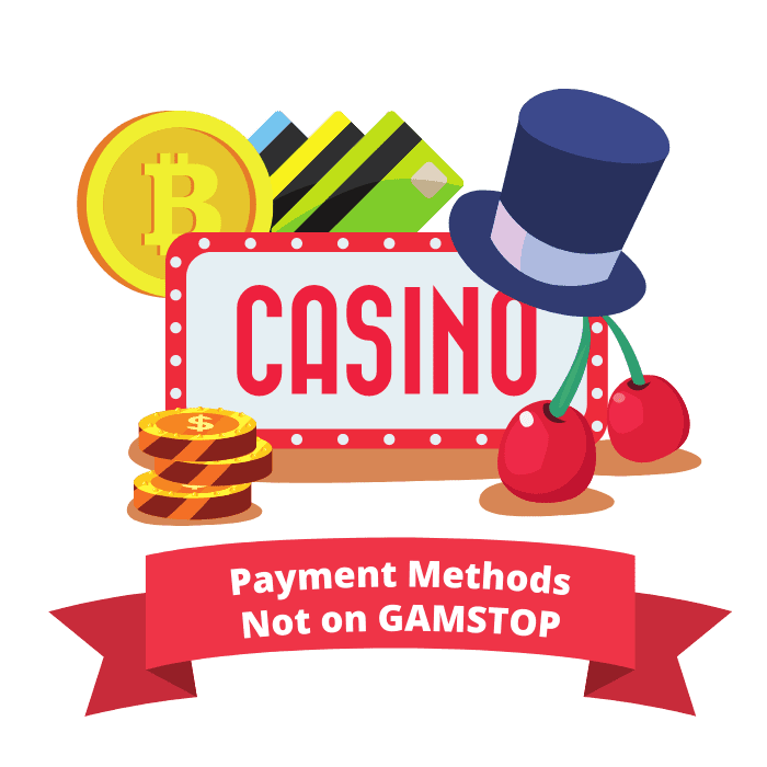 payment methods at non GamStop casinos