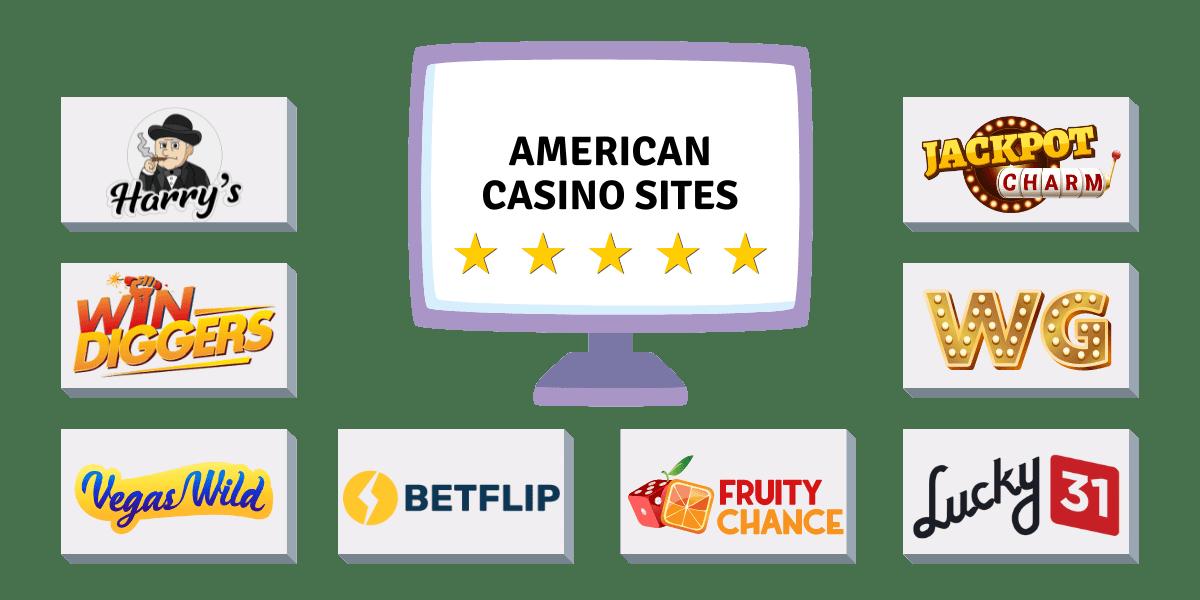 American casino sites