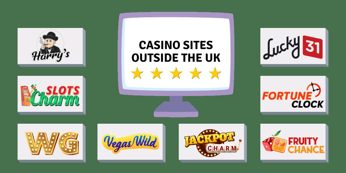 casino sites outside the United Kingdom
