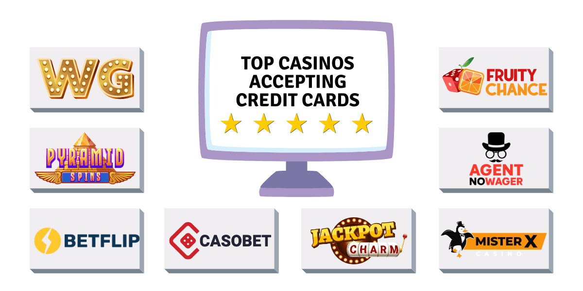 UK casinos that accept credit cards