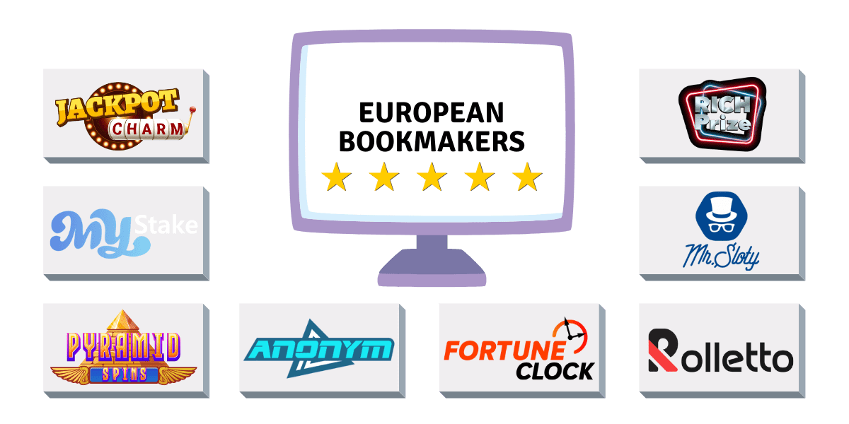 European bookmakers