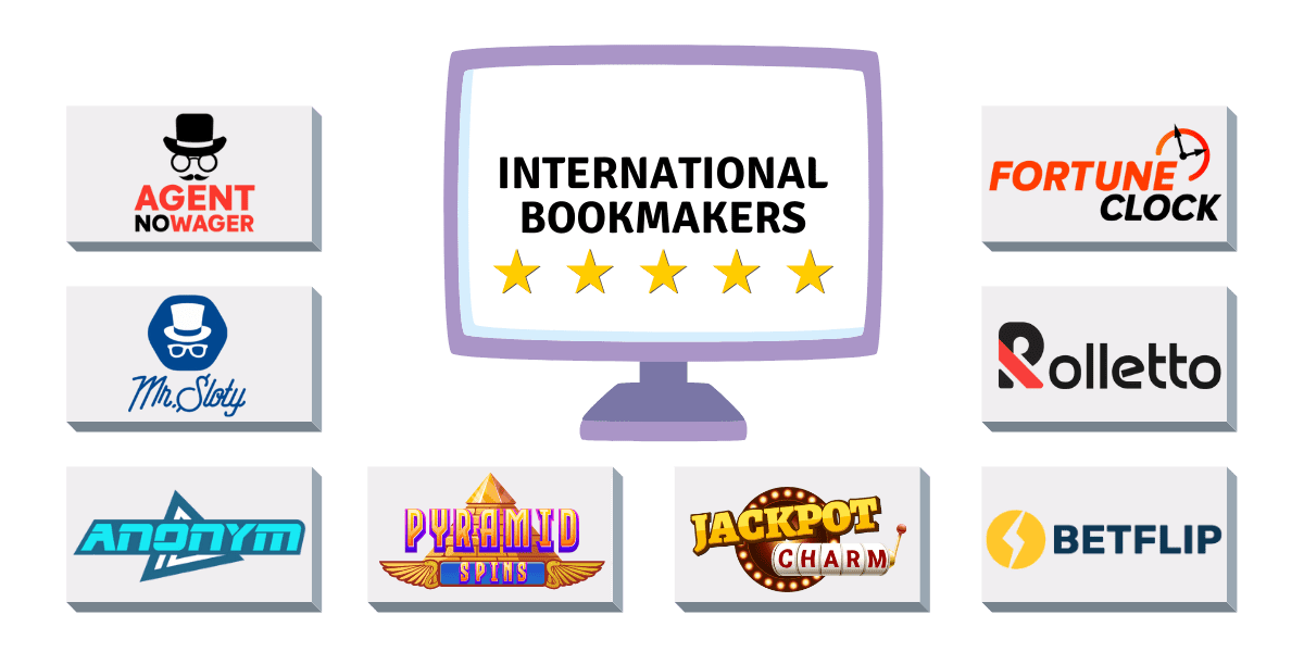 international bookmakers
