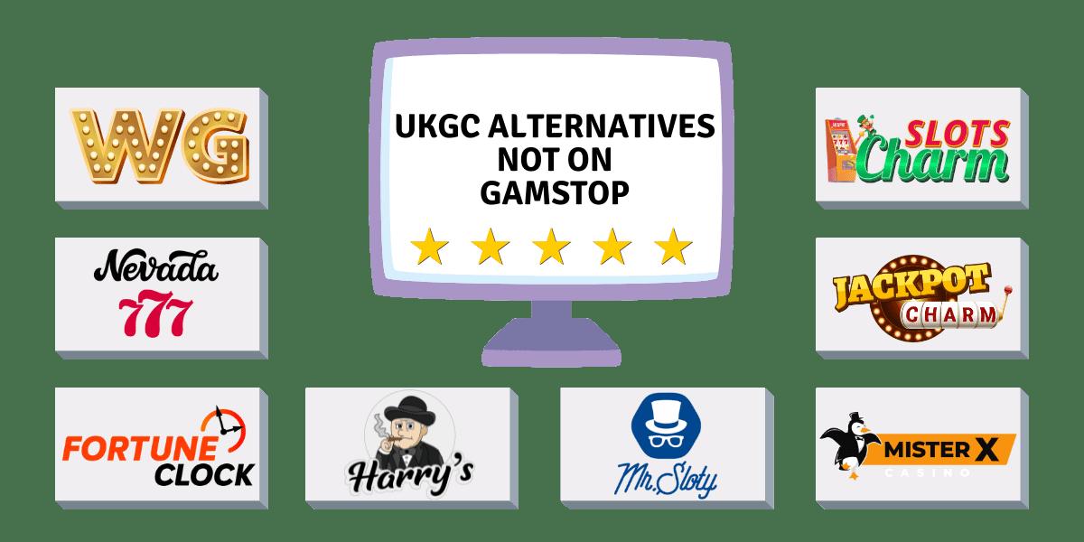 non UKGC GamStop casinos