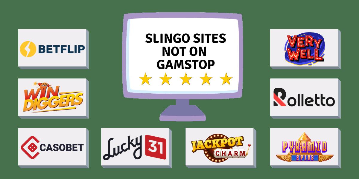 slingo sites not on GamStop
